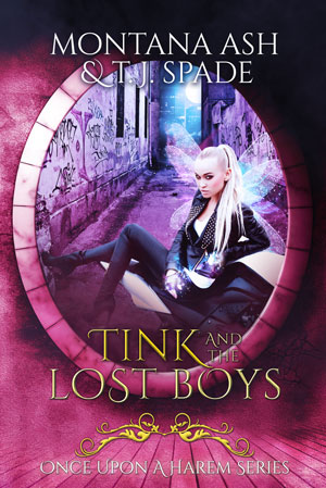 Once Upon a Harem: Tink and the Lost Boys